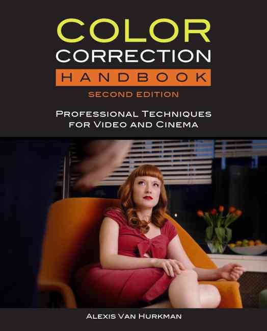 Color Correction Handbook By Van Hurkman, Alexis